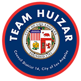 seal of the City of Los Angeles, Team Huizar, Council District 14