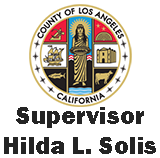 seal of the County of Los Angeles, Supervisor Hilda L. Solis