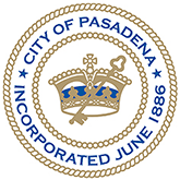 seal of the City of Pasadena
