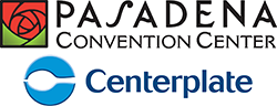 logo of Pasadena Convention Center and Centerplate