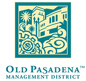 logo of Old Pasadena Management District