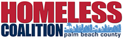 logo of Homeless Coalition of Palm Beach County